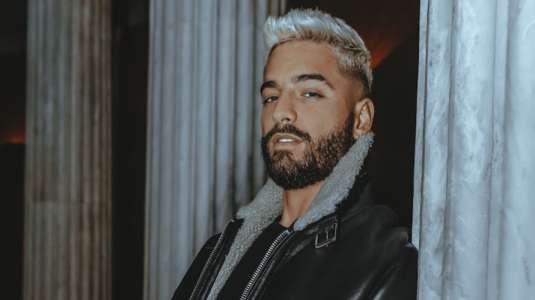 Maluma lanzó nuevo single y envejeció varias décadas en el videoclip