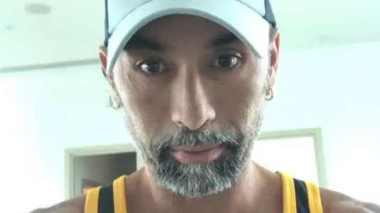 """Chino Ríos le cobra sentimientos a la ex niñera de sus hijos: """"A mí no me extrañas"""""""