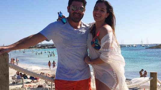 Marcelo Salas le organizó linda sorpresa de cumpleaños a Gianella Marengo