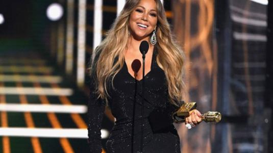 Mariah Carey recibe premio Icon en los Billboard 2019
