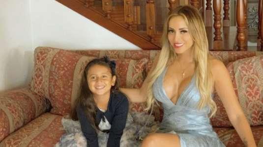 Marité Matus y su hija Elisabetta se ejercitan juntas