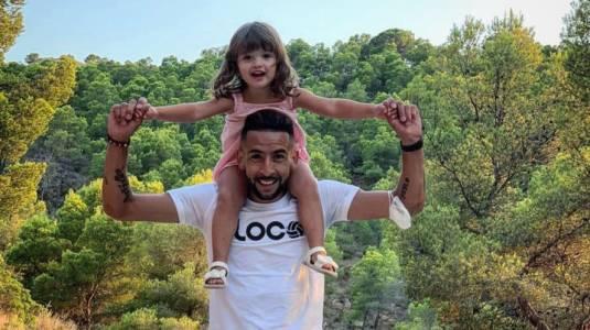 Mauricio Isla explica por qué no muestra el rostro de su hija mayor