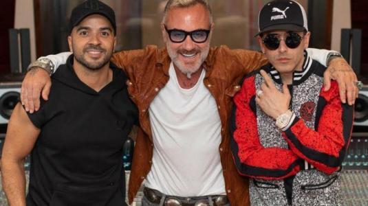 Gianluca Vacchi revoluciona las redes con canción junto a Luis Fonsi y Yandel