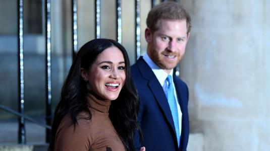Harry y Meghan se despiden de su cuenta oficial de Instagram