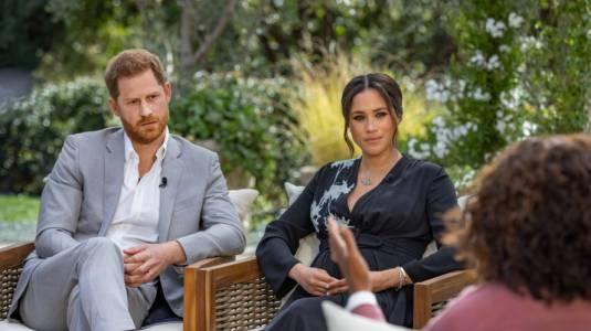 Las 5 declaraciones que marcaron la entrevista de Harry y Meghan con Oprah