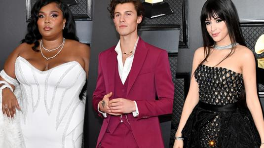 Los mejores looks en la alfombra roja de los Grammys 2020