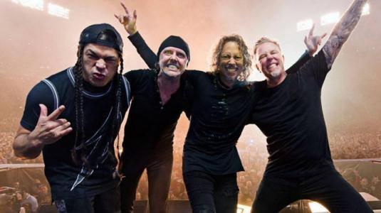"""Metallica vuelve a Chile con su """"WorldWired Tour"""""""