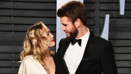 """Miley Cyrus sobre Liam Hemsworth: """"Todavía lo amo, siempre lo haré"""""""