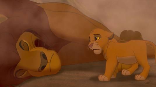 Los momentos más tristes de las películas de Disney