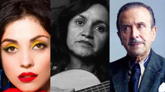Los músicos chilenos de ahora y siempre más famosos en el extranjero