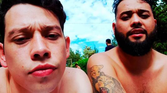 """Nicolás Leiva enternece la web con fotos de la hija de """"Cangri"""""""