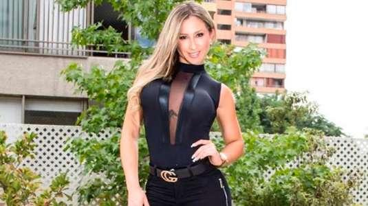 Nicole Moreno recibe críticas por no respetar distancia social