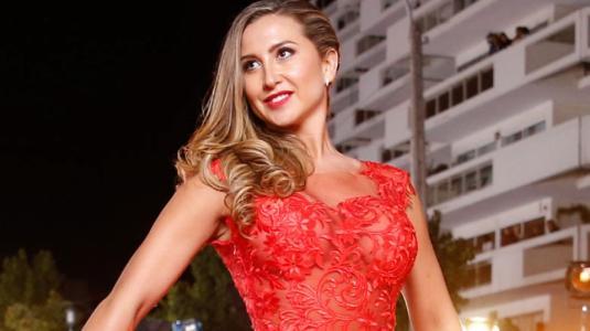 Nicole Moreno aclara su supuesto Tweet sobre Vicentico y Los Fabulosos Cadillacs