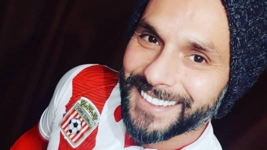"""Óscar Garcés reaparece en TV como parte de """"La Torre de Mabel"""""""