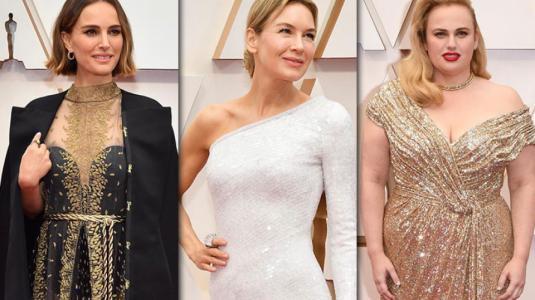 Los mejores looks de los Premios Oscar 2020