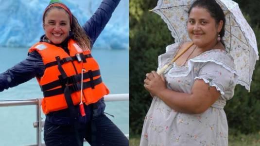 Pamela Leiva festeja el aniversario de su cirugía bariátrica