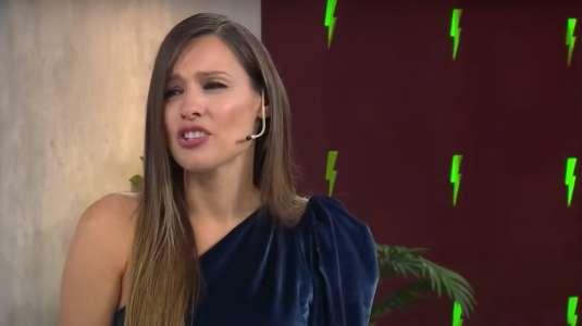 """Pampita y rumores sobre un posible embarazo: """"No tengo panza qué les pasa"""""""
