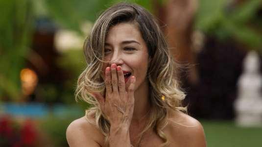 Hija de Francisca Merino es igual a su mamá en Adrenalina