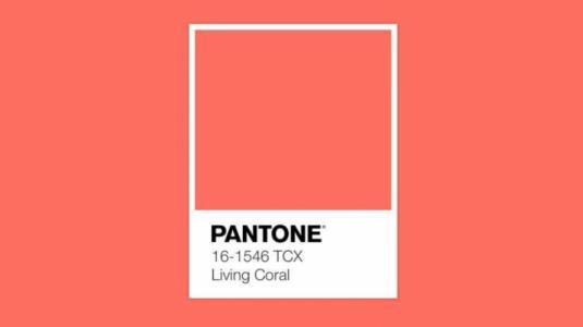 Ideas para sacarle provecho al coral, el color del 2019
