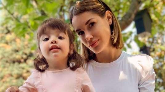 Papá de Gala Caldirola realizó tierno retrato de su nieta Luz Elif