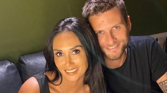 La romántica escapada de Pamela Díaz y Jean Philippe Cretton al sur de Chile