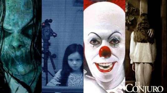 Estudio revela cuál es la película más aterradora de todos los tiempos