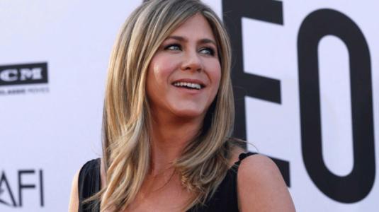 Jennifer Aniston pasó el día de acción de gracias con su ex marido