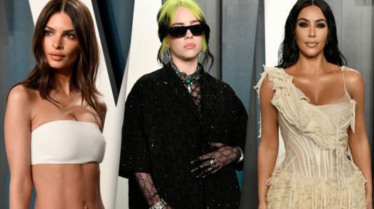 Vanity Fair: Los mejores looks de la fiesta post Oscar