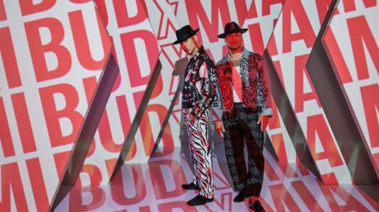 Los Power Peralta consolidan su carrera musical en su paso por BUDXMIAMI