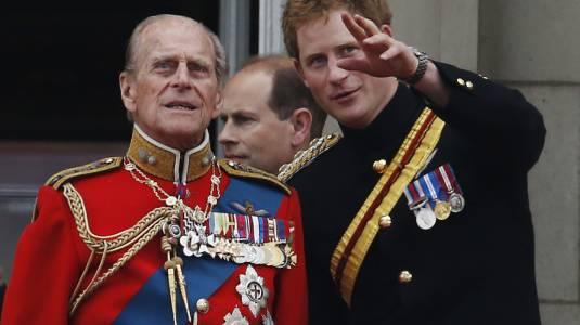 Príncipe Harry irá a Londres solo: asistirá sin Meghan Markle al funeral de su abuelo