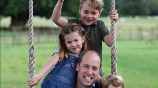 Príncipe William no puede ayudar a sus hijos con las tareas porque no se acuerda de las materias