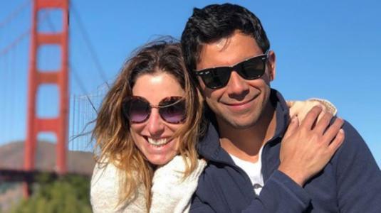 Juan Pablo Queraltó y Francisca Sfeir esperan su segundo hijo