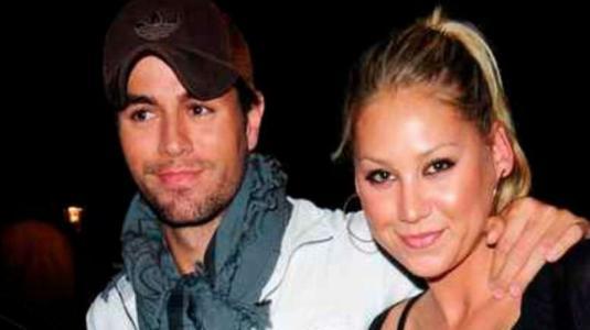 Anna Kournikova y Enrique Iglesias fueron padres por tercera vez