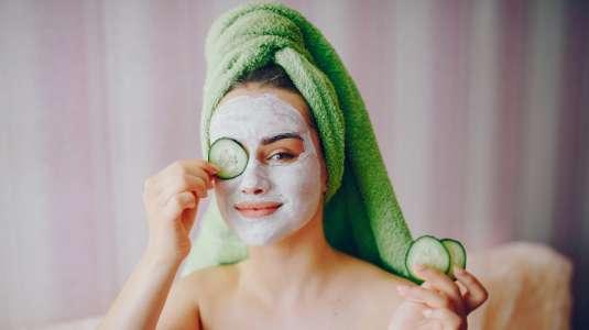 4 mascarillas naturales para pieles sensibles