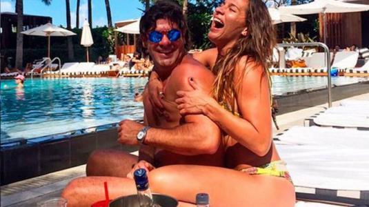 Marcelo Salas ninguneó a la mejor amiga de Gianella Marengo