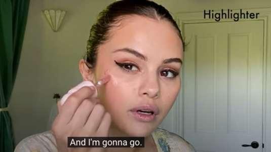 Selena Gomez comparte su rutina de cuidado de piel y maquillaje diario