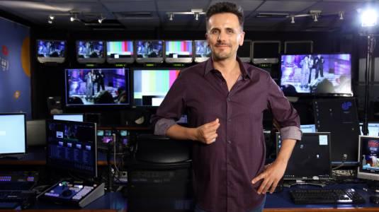 Sergio Lagos encabeza nuevo proyecto en Canal 13