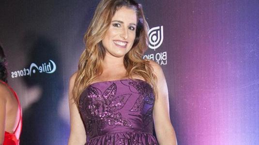 Francisca Sfeir revela foto inédita de su embarazo