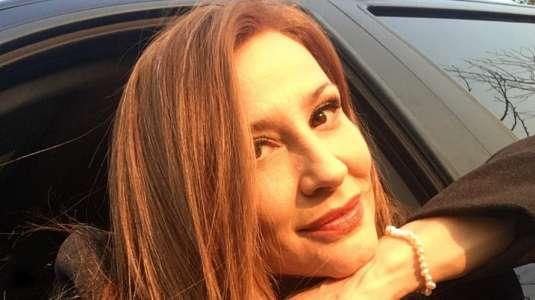 Sigrid Alegría luce su cabello al natural en cuarentena