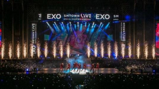 ¡Así fue el primer SM Town Live en Chile!