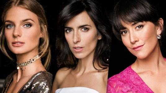 """Los looks de las actrices de """"Soltera Otra Vez 3"""" que sorprendieron en Diana"""