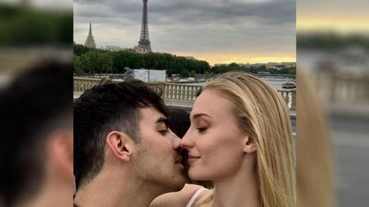 Así fue la maravillosa boda de Sophie Turner y Joe Jonas en Francia