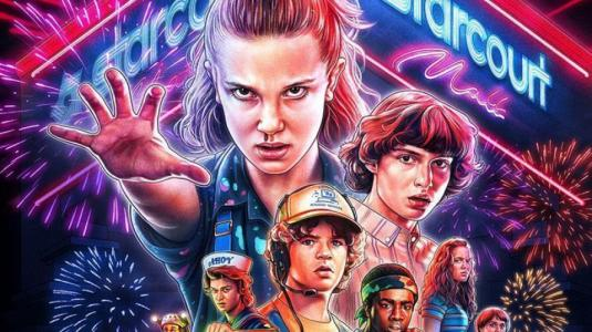 Tercera temporada de Strangers Things rompe increíble récord en Netflix