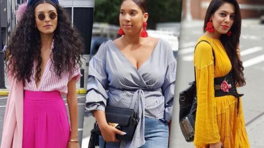 6 lecciones de moda que nos dejó el street style en NYFW