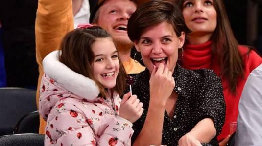 Así luce Suri Cruise: la hija adolescente de Tom Cruise y Katie Holmes