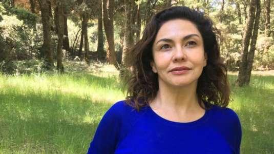 """Tamara Acosta: """"Ir al psiquiatra te puede salvar la vida"""""""