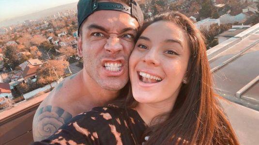"""""""Tenemos algo serio"""": Thiago Cunha y Chantal Gayoso viajaron a Brasil"""