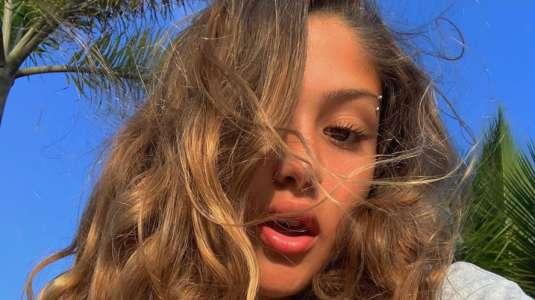 Hija de Pamela Díaz se luce con sensual postal de cuarentena