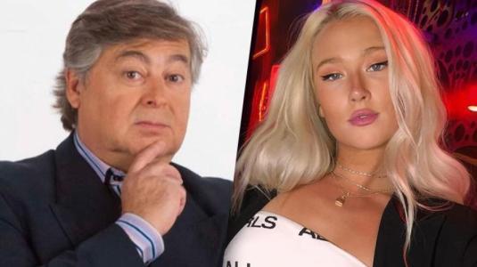 La particular disculpa de Ernesto Belloni a Vesta Lugg tras desubicado comentario