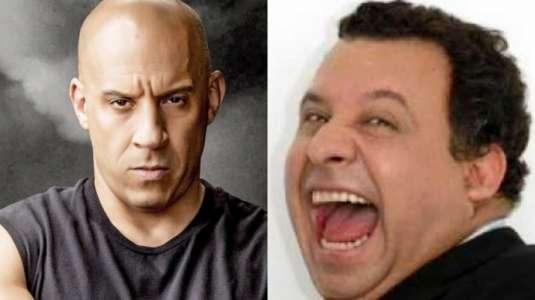 Foto de Vin Diesel con pelo se vuelve viral: lo comparan con Willy Sabor